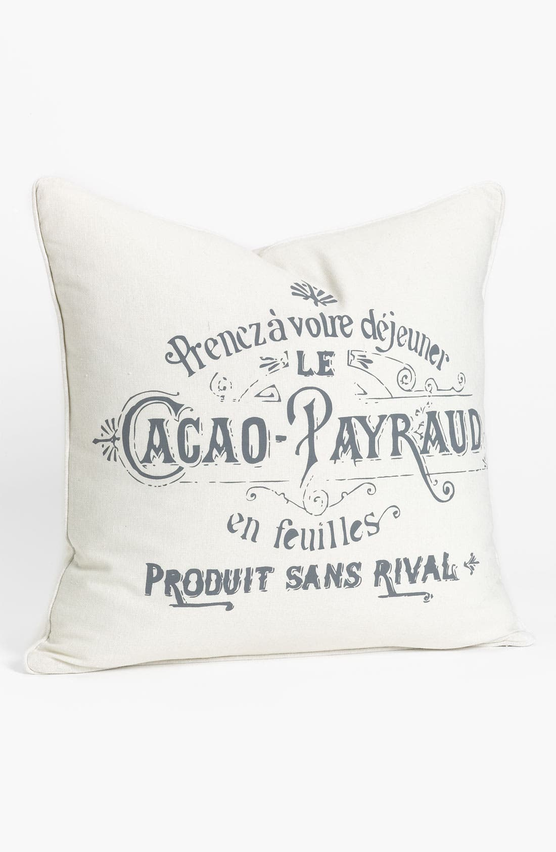 Alternate Image 1 Selected - Levtex 'Cacao' Pillow