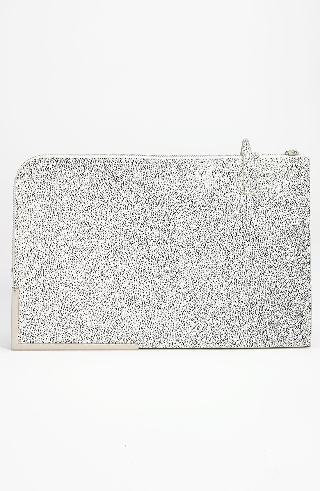 Alternate Image 4  - 3.1 Phillip Lim 'Portfolio - Oversized' Leather Clutch