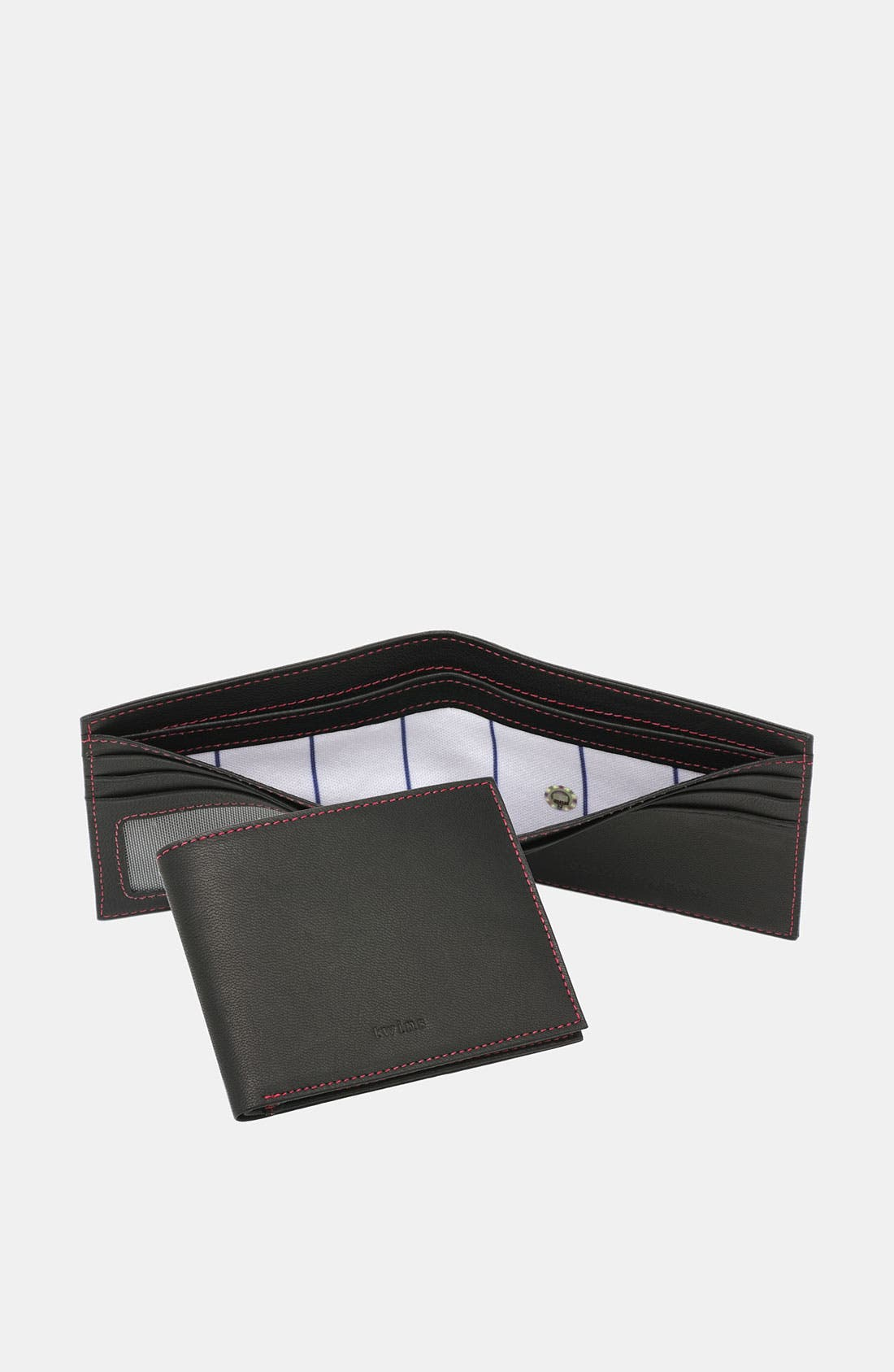 Alternate Image 1 Selected - Tokens & Icons 'Minnesota Twins' MLB™ Game-Used-Uniform Wallet