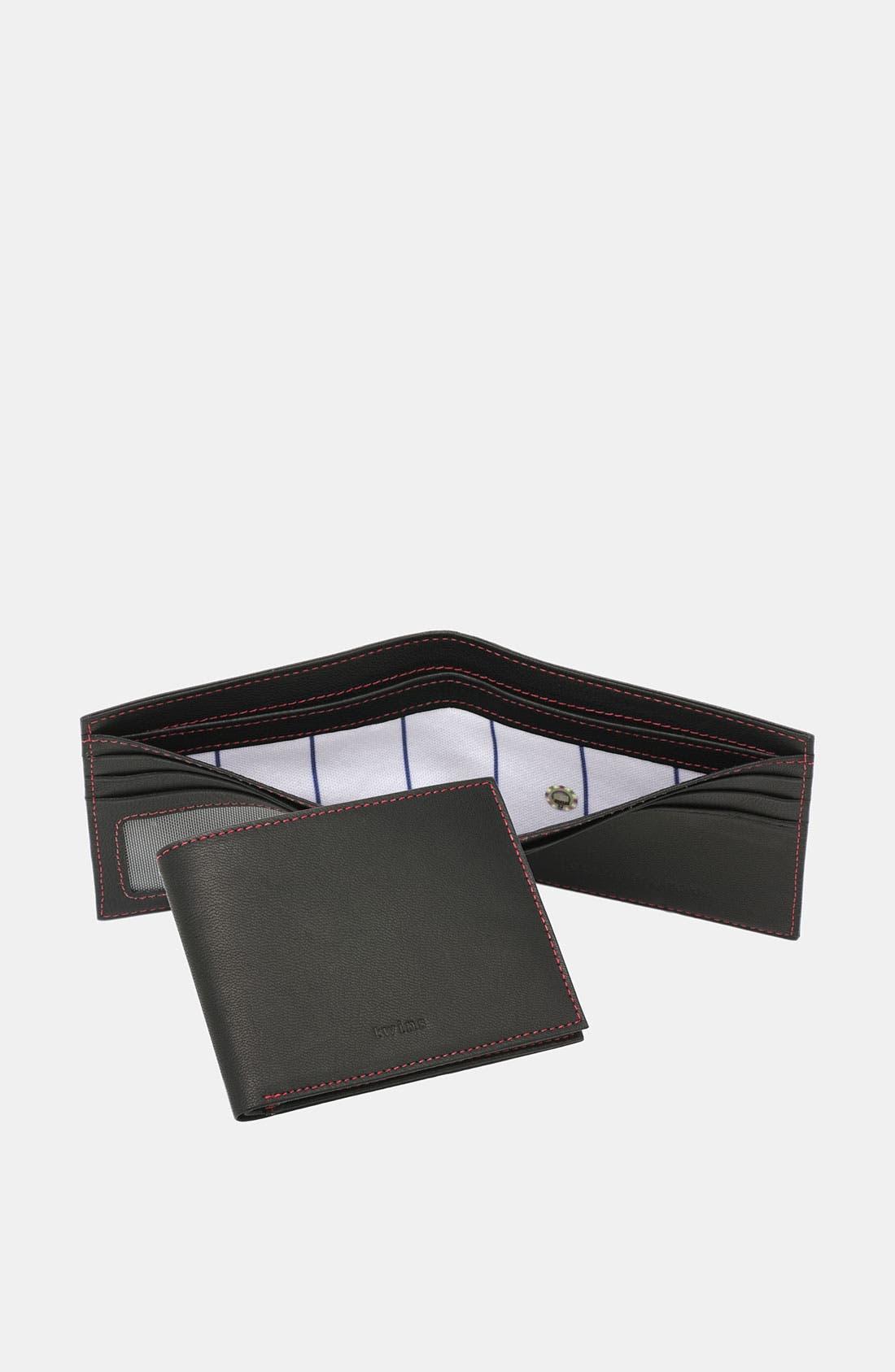 Main Image - Tokens & Icons 'Minnesota Twins' MLB™ Game-Used-Uniform Wallet