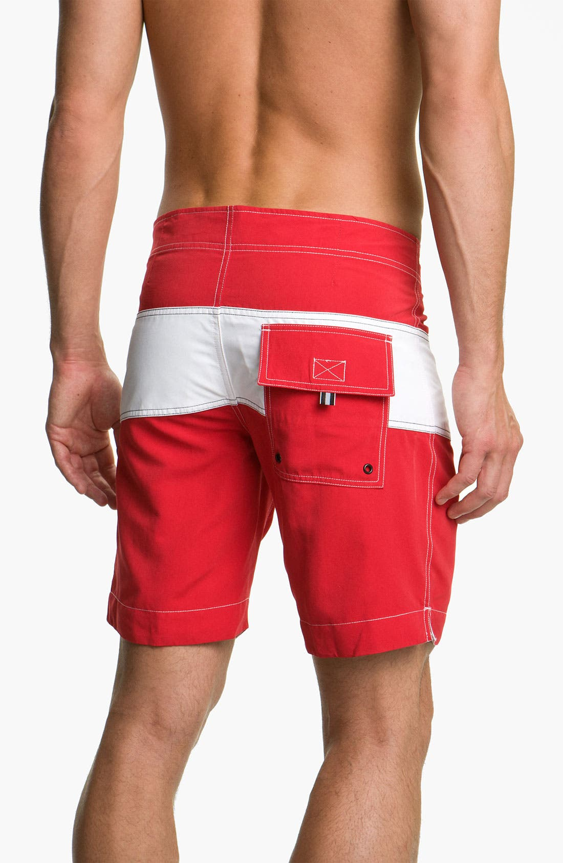 Alternate Image 2  - Andrew Christian 'Surf Comber' Board Shorts