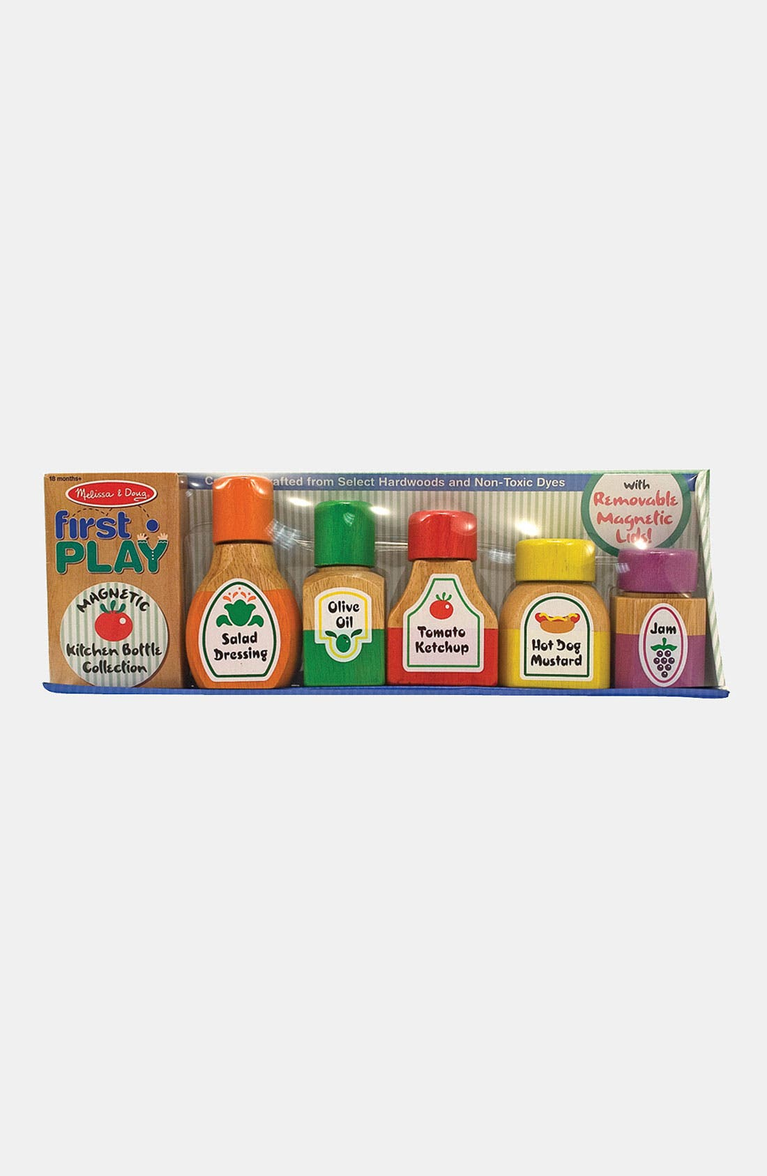Alternate Image 2  - Melissa & Doug Magnetic Kitchen Bottles