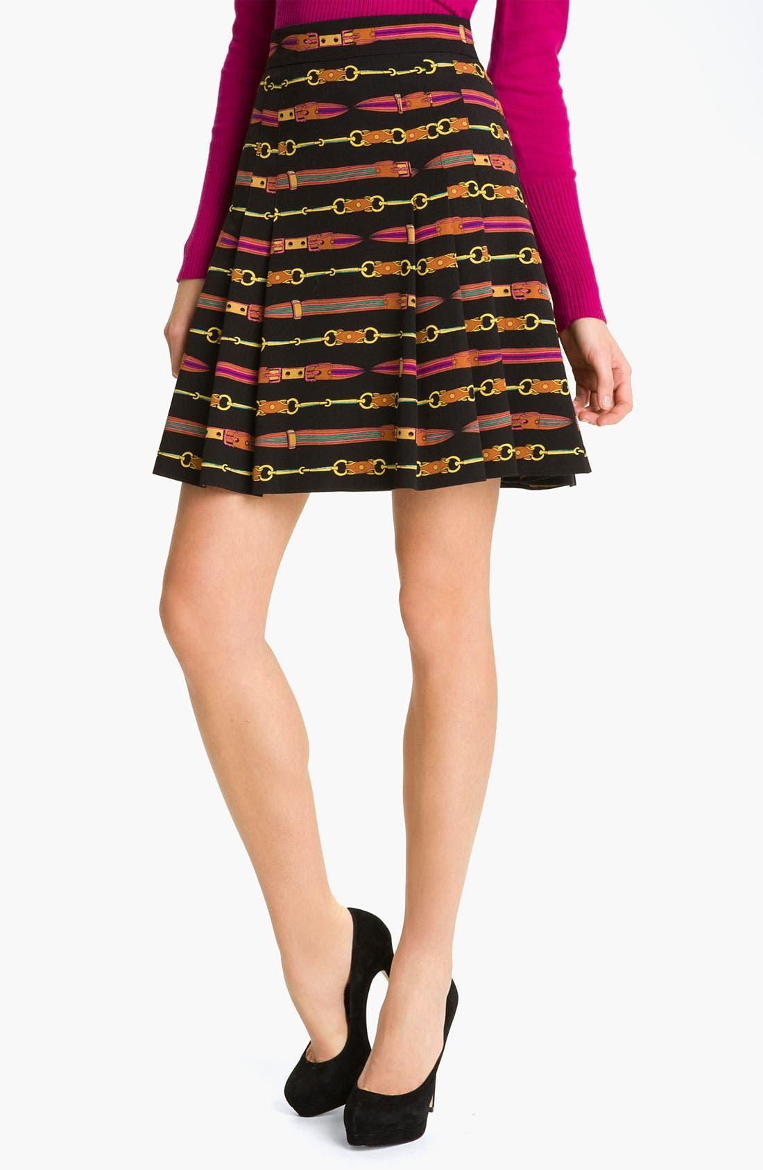 Alternate Image 1 Selected - Nanette Lepore 'Thoroughbred' Skirt