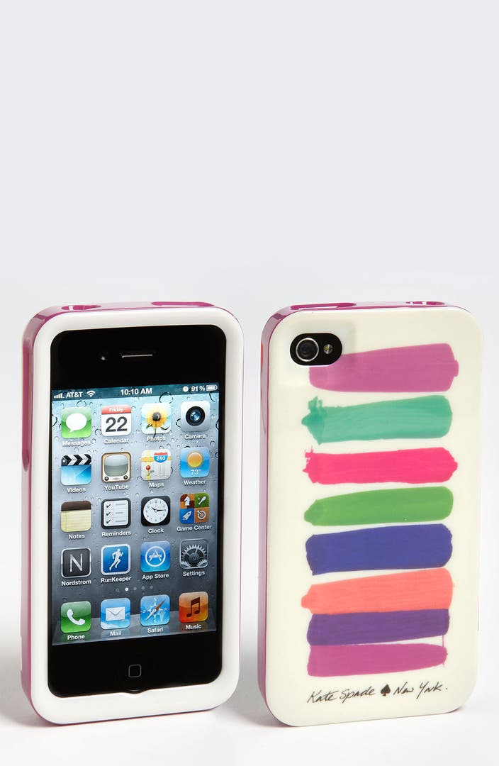 Kate Spade New York Paint Swatches Iphone 4 Amp 4s Case