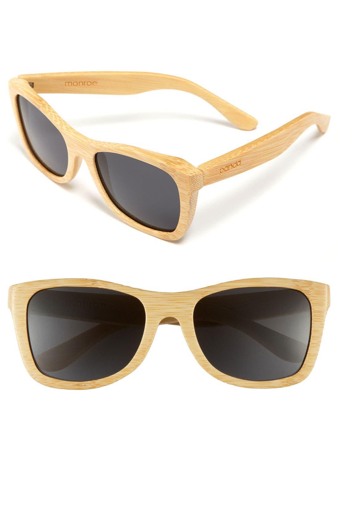 Main Image - Panda™ 'Monroe' Sunglasses