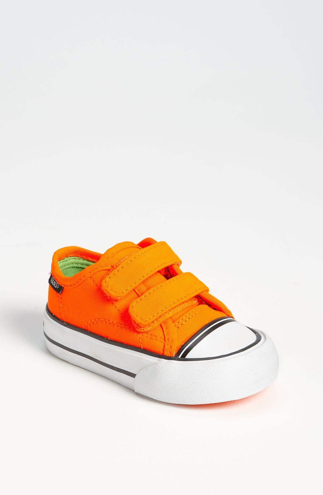 Alternate Image 1 Selected - Vans 'Big Skool' Sneaker (Baby, Walker & Toddler)