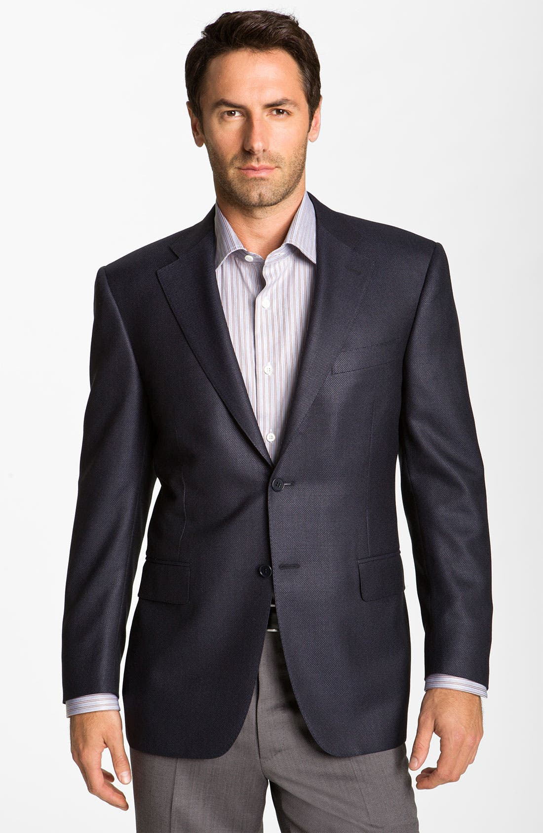 Alternate Image 1 Selected - Canali Silk Blend Sportcoat