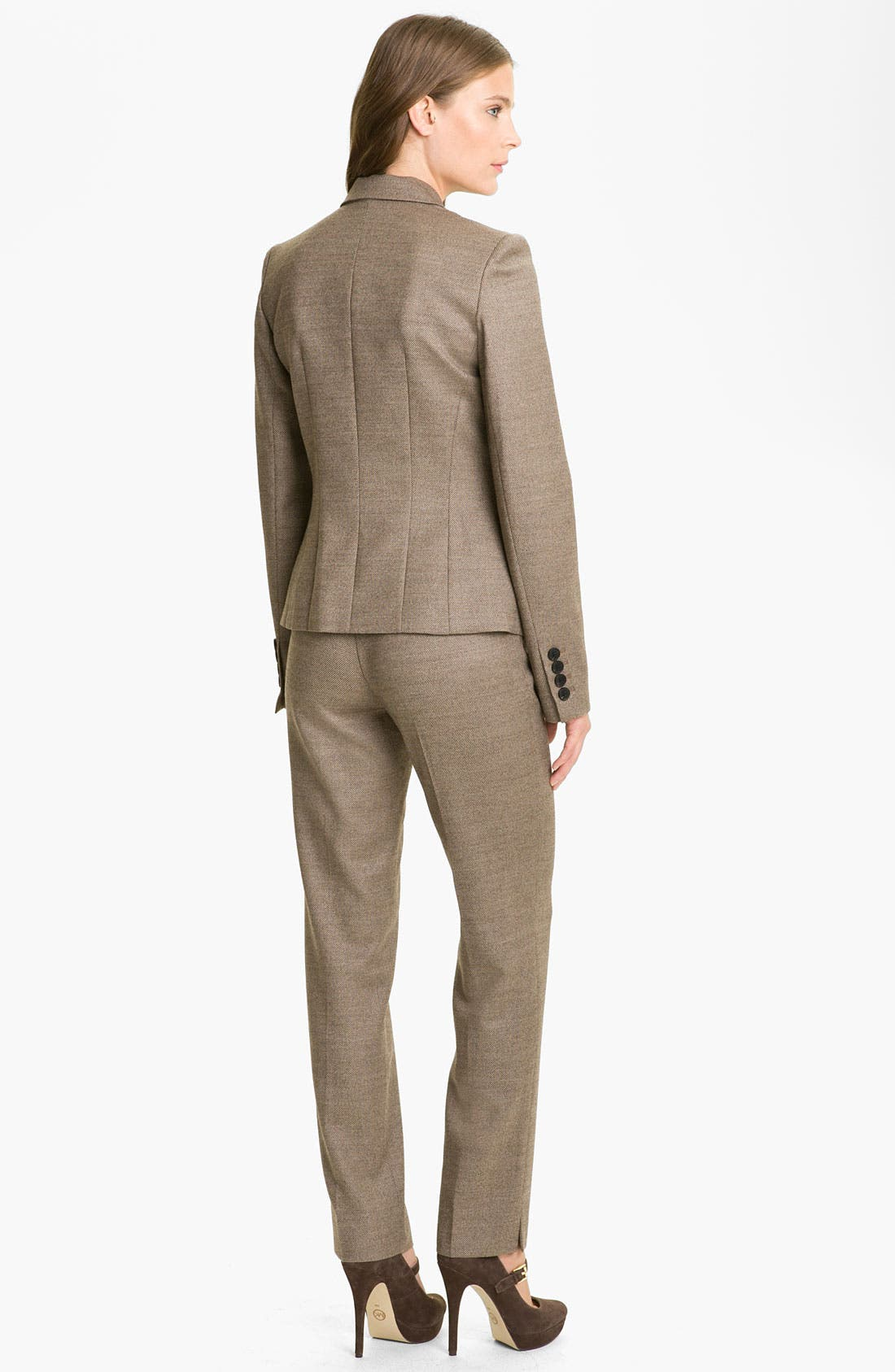 Alternate Image 4  - Lafayette 148 New York 'Poised' Suiting Jacket