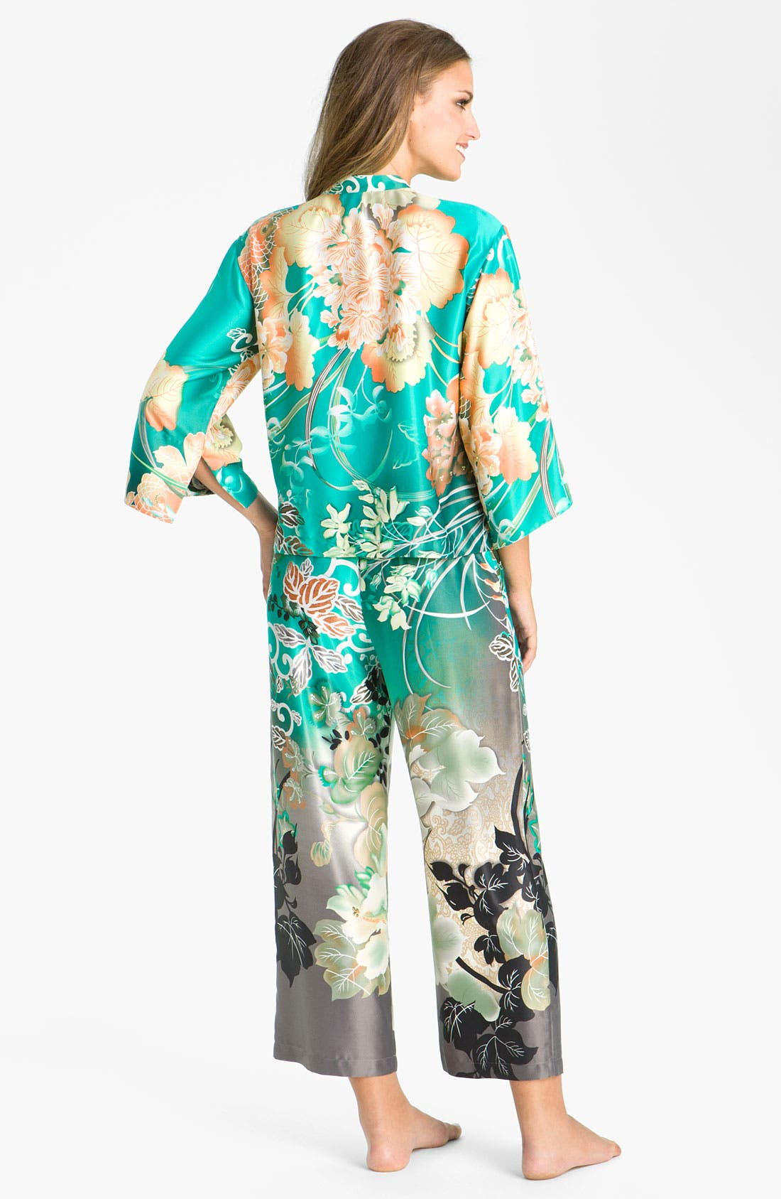 Alternate Image 2  - Natori 'Ming' Pajamas