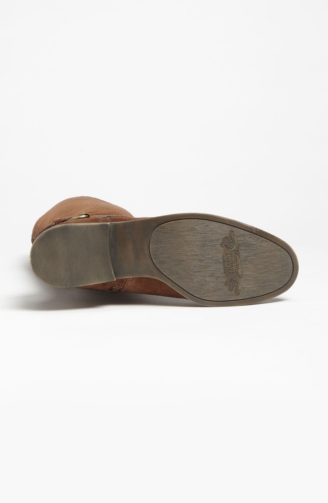 Alternate Image 4  - Nine West 'Tiptop' Boot