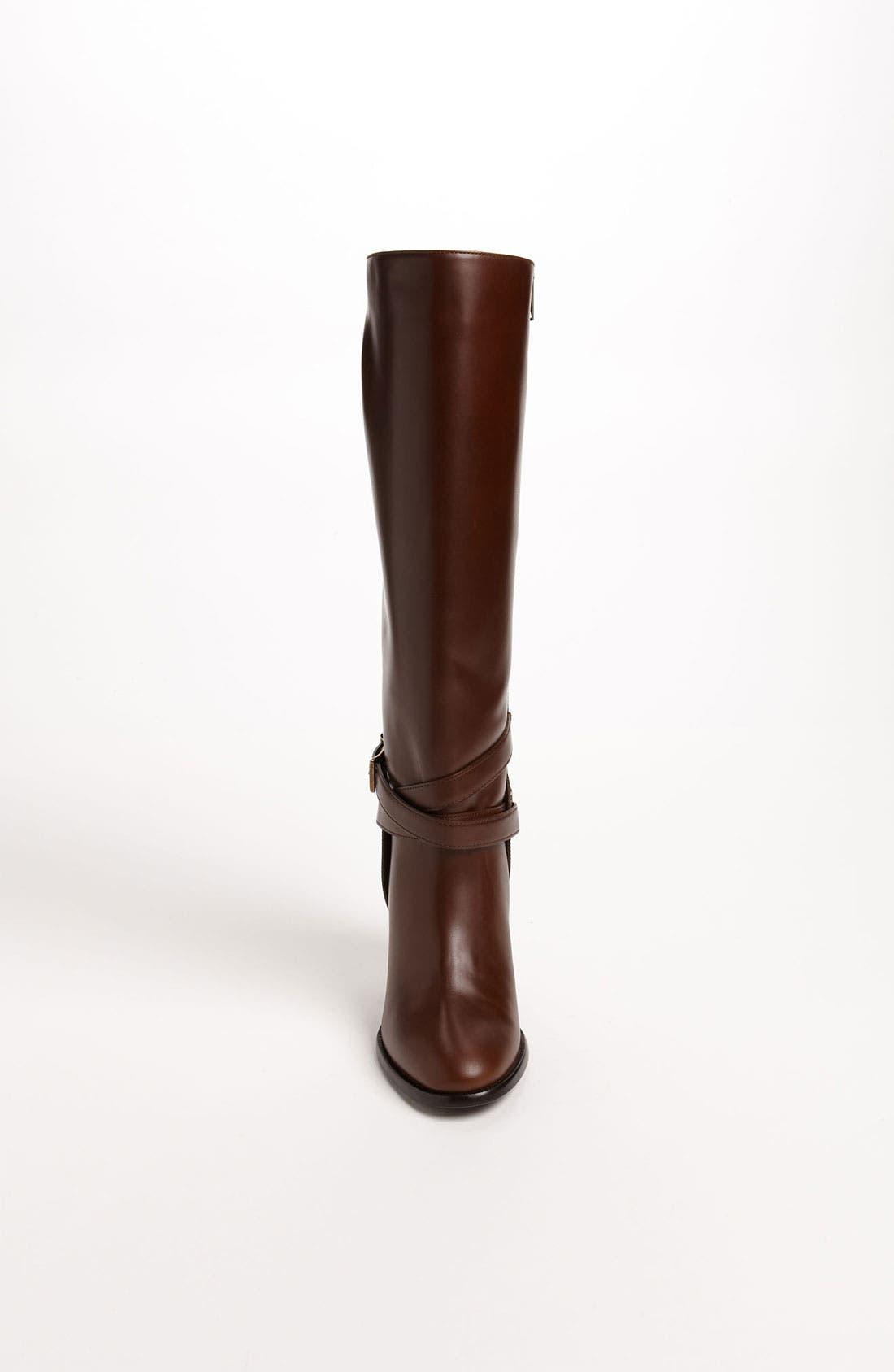 Alternate Image 3  - Burberry 'Adeline' High Heel Boot