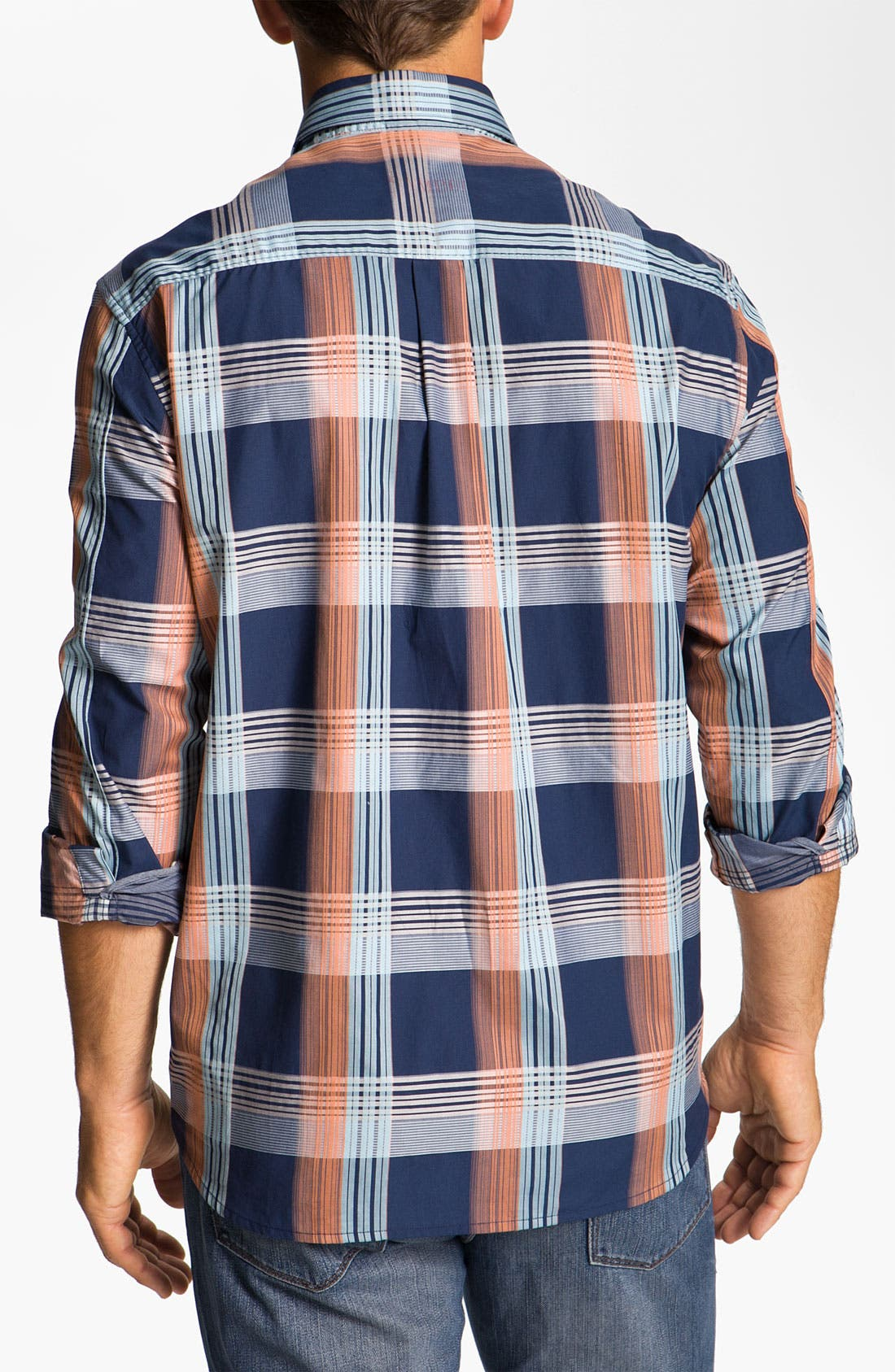 Alternate Image 2  - Tommy Bahama 'Tamarind Plain' Sport Shirt