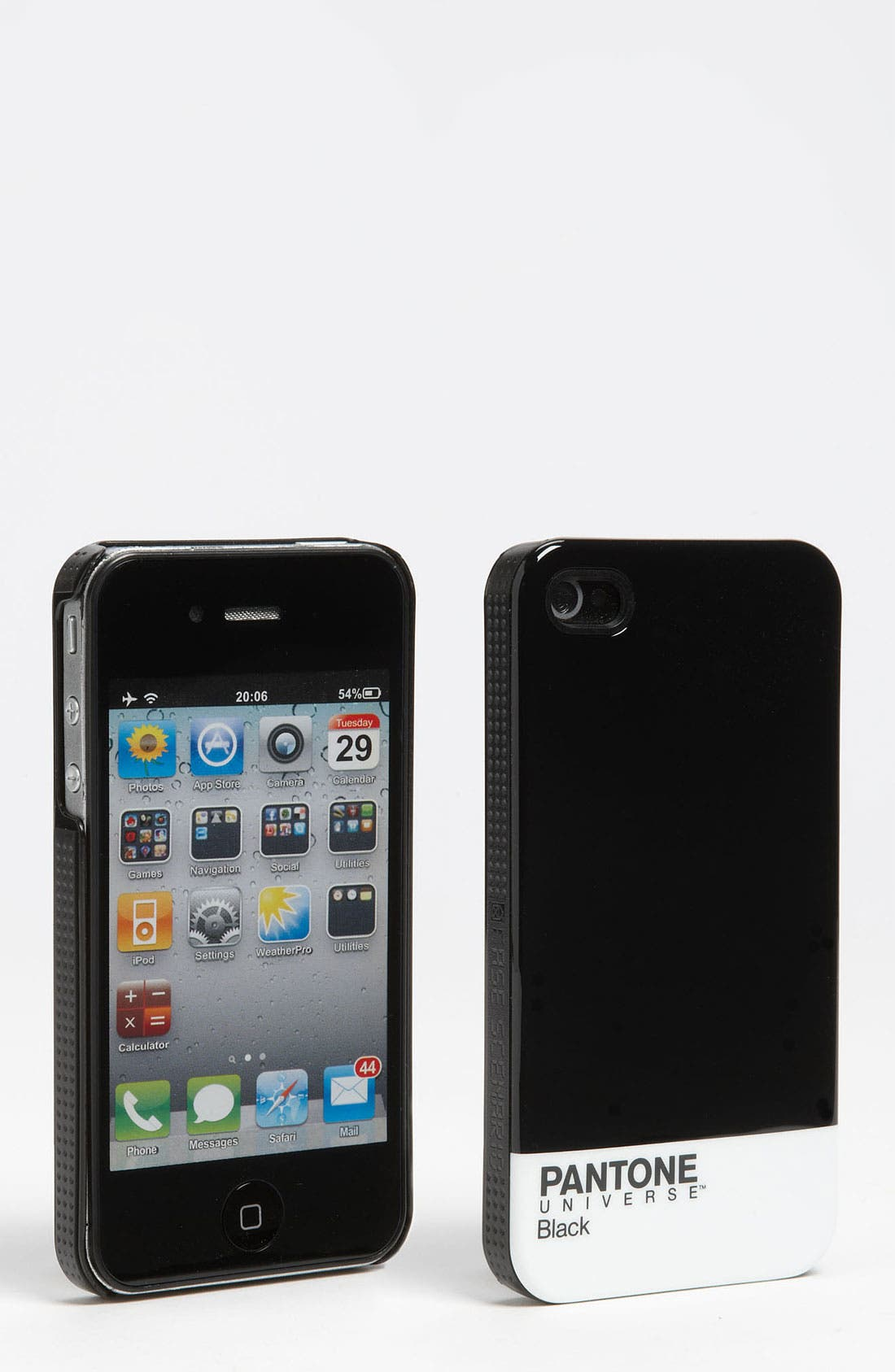 Alternate Image 1 Selected - Case Scenario 'Pantone® Universe' iPhone 4 & 4S Case