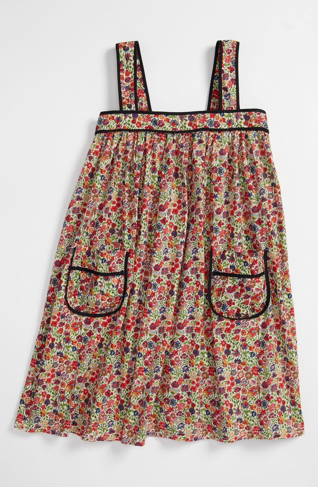 Alternate Image 1 Selected - Peek 'Julia' Dress (Toddler, Little Girls & Big Girls)