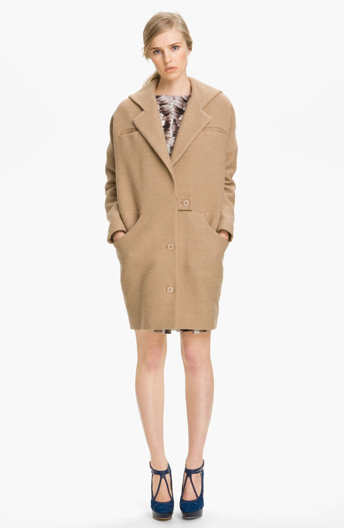 Alternate Image 1 Selected - Cacharel Sweater Coat