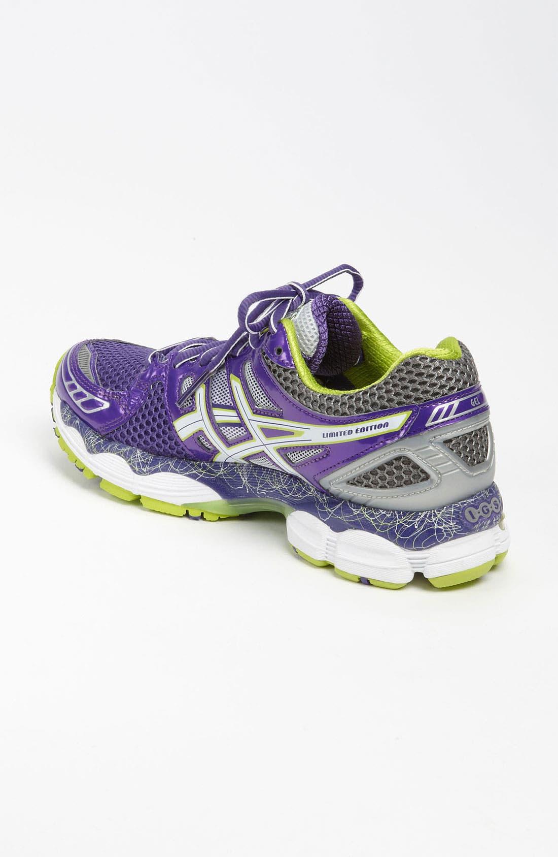 Alternate Image 2  - ASICS® 'GEL®-Nimbus 14' Running Shoe (Women)(Retail Price: $139.95)