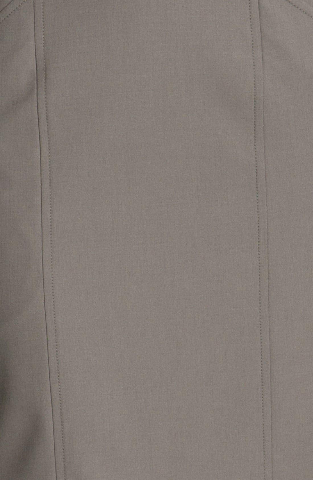 Alternate Image 3  - Theory 'Nuria - Tailor' Pencil Skirt
