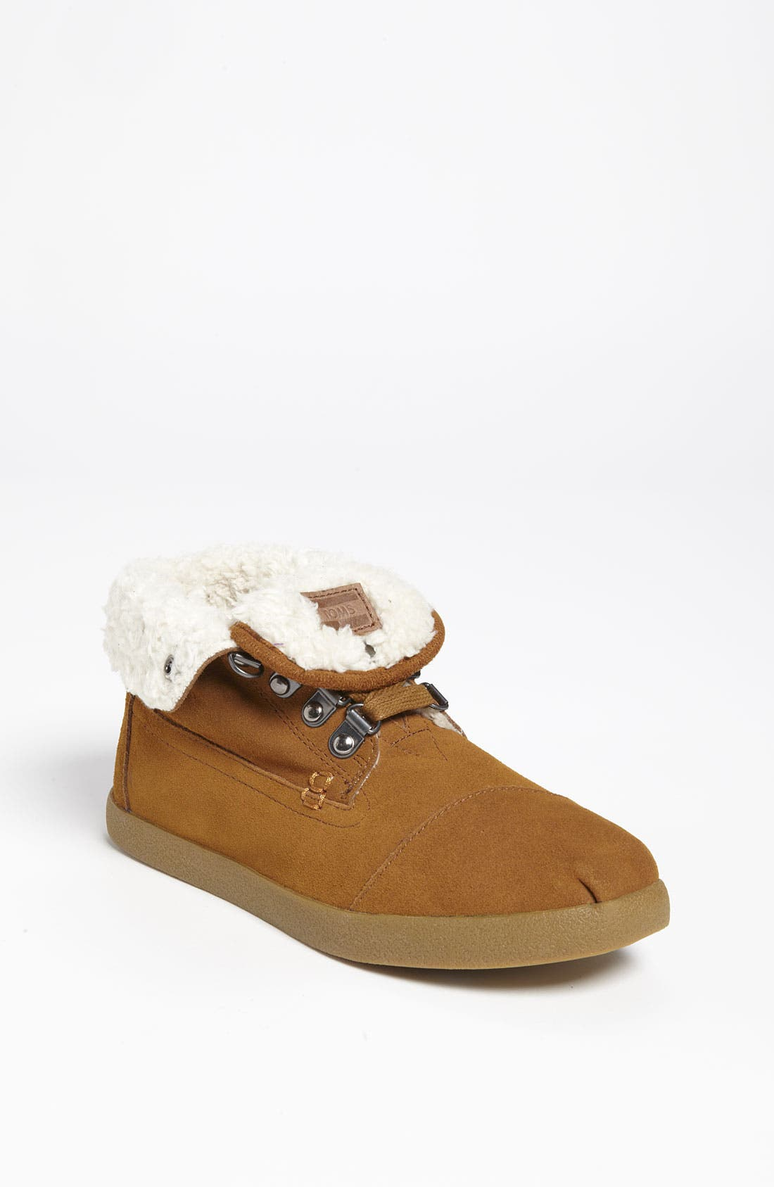 Alternate Image 1 Selected - TOMS 'Botas' Fleece Boot (Women)