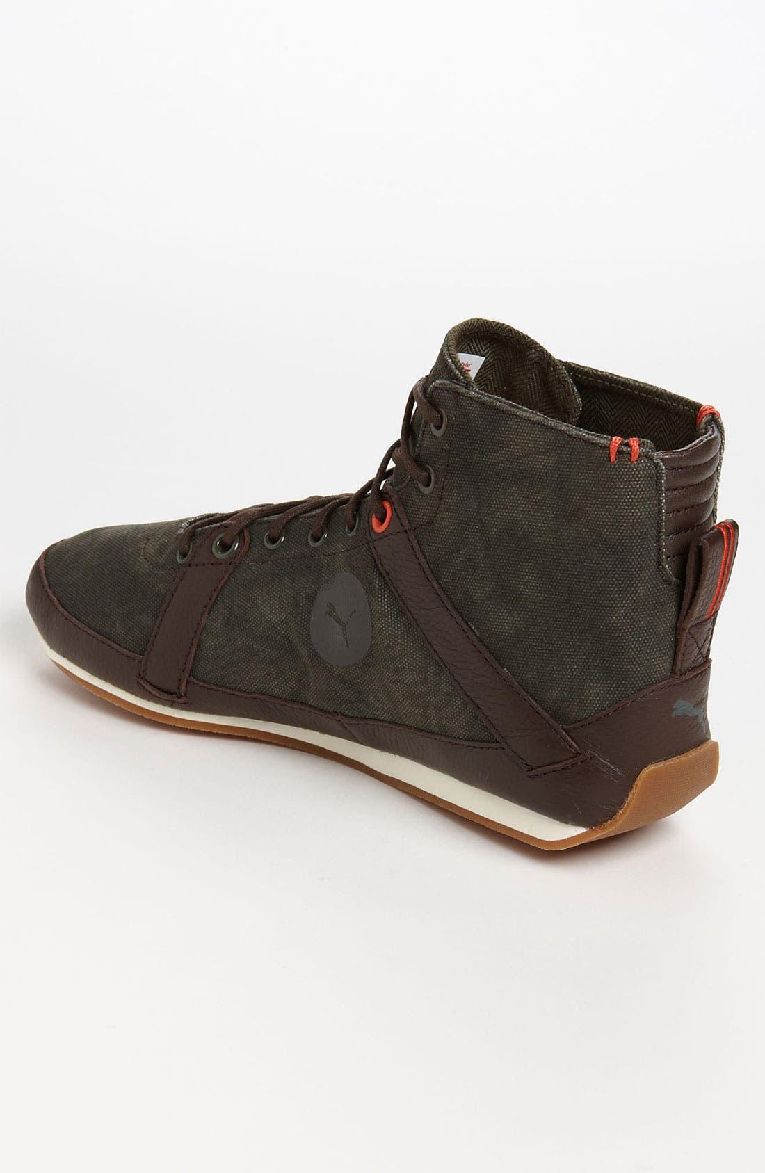 Alternate Image 2  - PUMA 'Vettura Classico' Mid High Top Sneaker (Men)