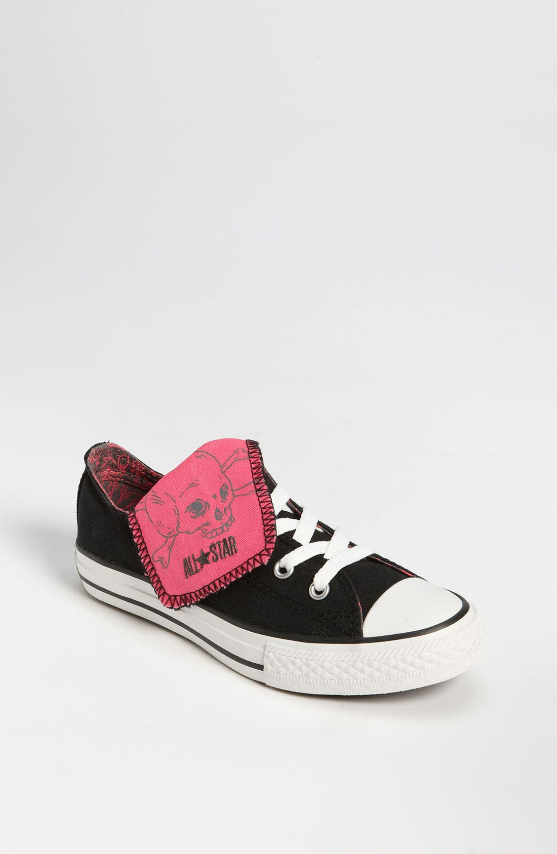 Alternate Image 1 Selected - Converse Chuck Taylor® All Star® 'Mega Tongue' Sneaker (Toddler, Little Kid & Big Kid)