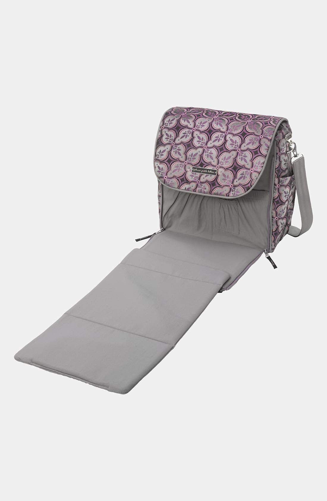 Alternate Image 4  - Petunia Pickle Bottom 'Boxy' Backpack Diaper Bag