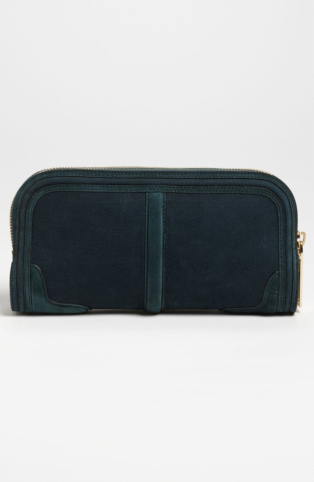 Alternate Image 4  - Burberry Prorsum Nubuck Leather Clutch