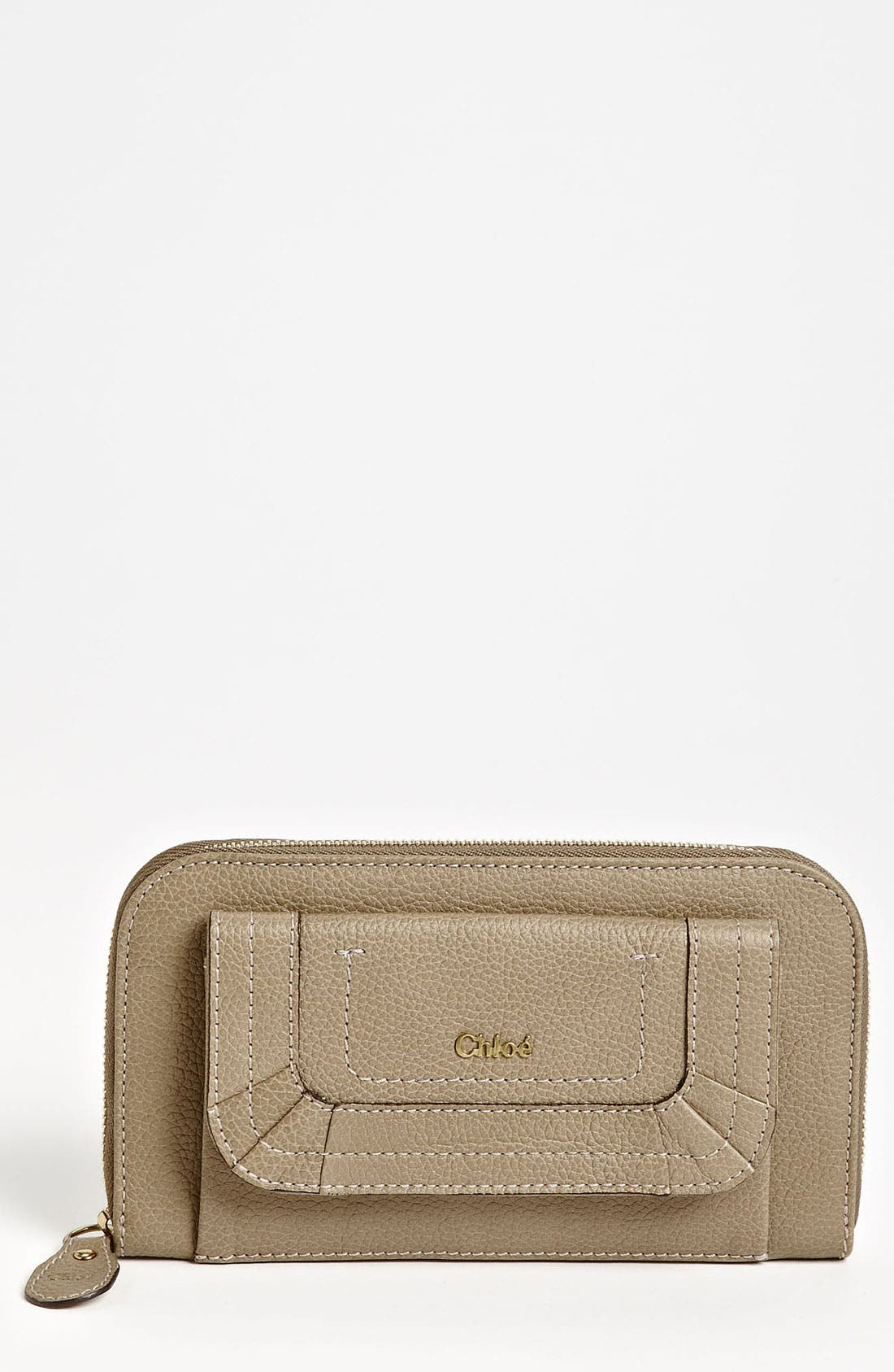 Alternate Image 1 Selected - Chloé 'Paraty' Leather Wallet