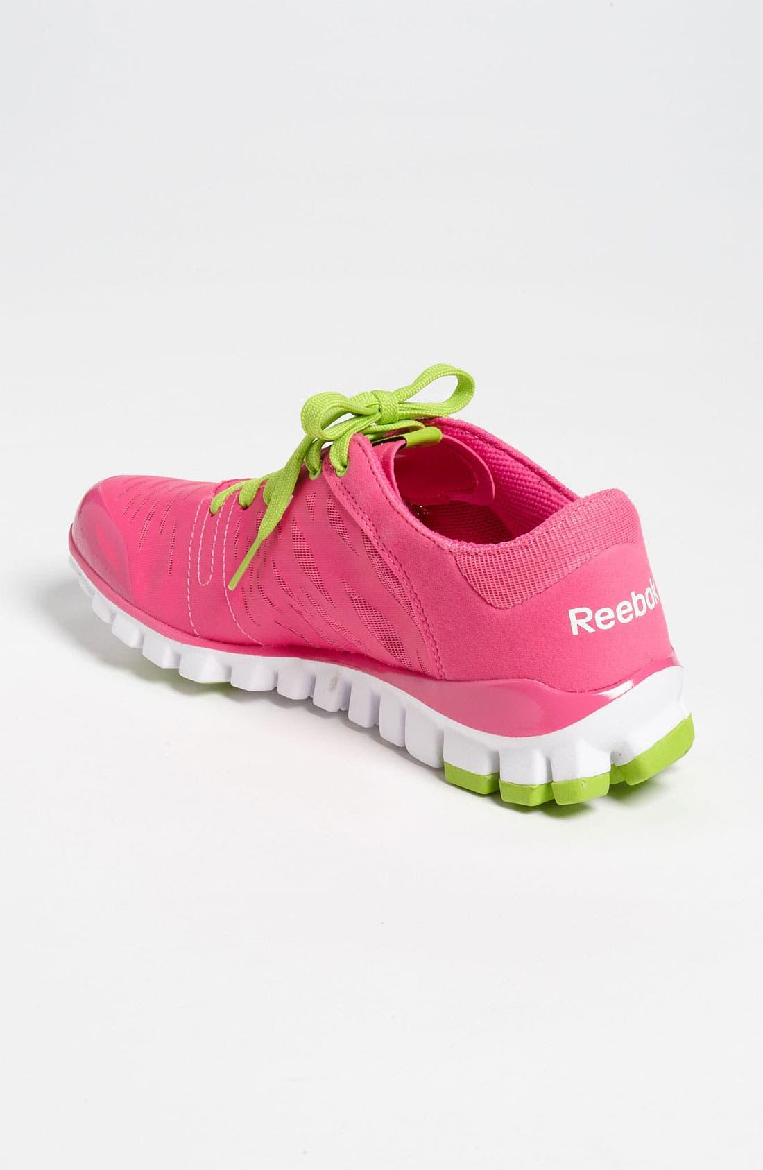 Alternate Image 2  - Reebok 'RealFlex Fusion' Training Shoe (Women)