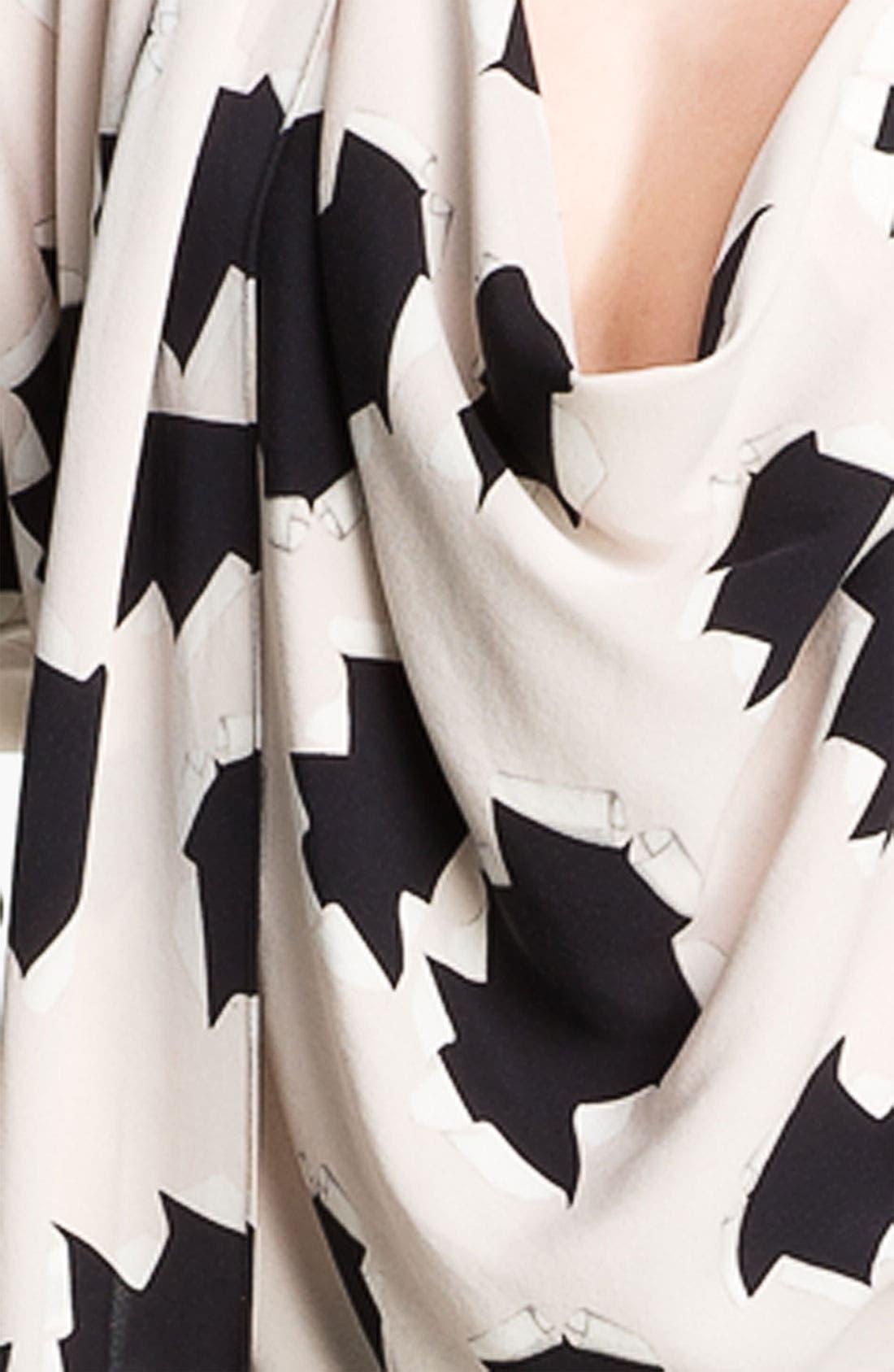 Alternate Image 3  - Diane von Furstenberg 'Theresa' Silk Blouse