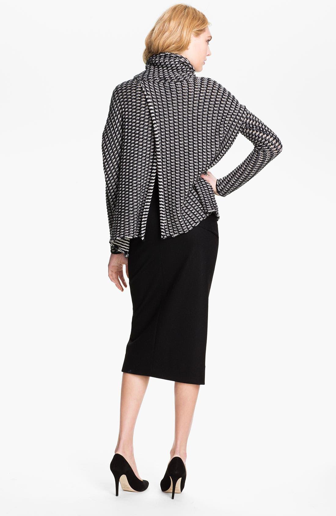 Alternate Image 2  - Diane von Furstenberg 'Ahiga' Sweater Cape