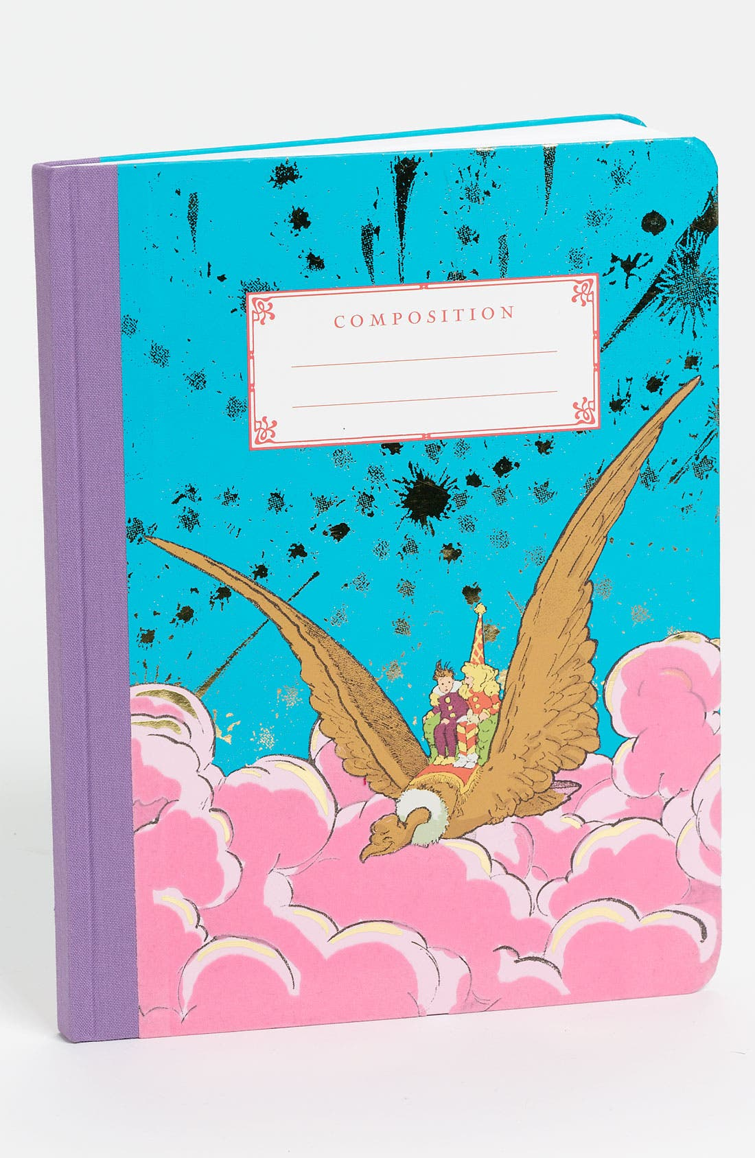 Main Image - eeBoo Composition Notebook (Girls)