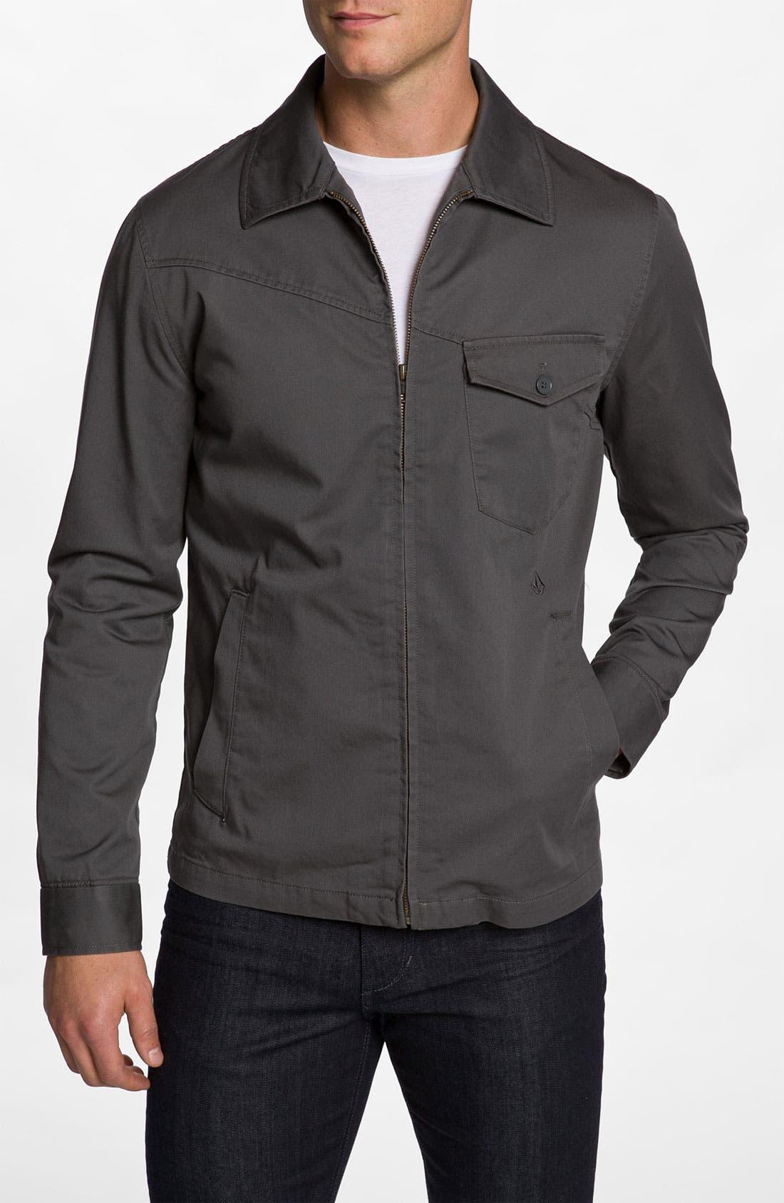Alternate Image 1 Selected - Volcom 'Ticker' Jacket