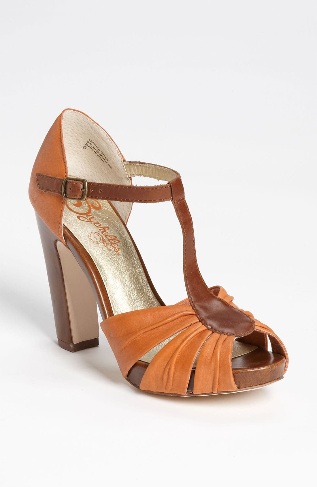 Main Image - Seychelles 'Two Birds' Sandal