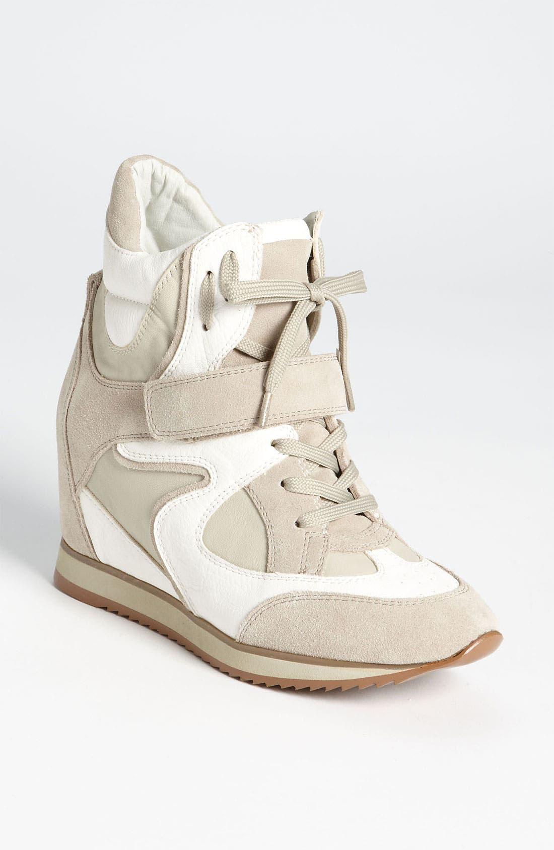 Alternate Image 1 Selected - REPORT 'Tao' Wedge Sneaker