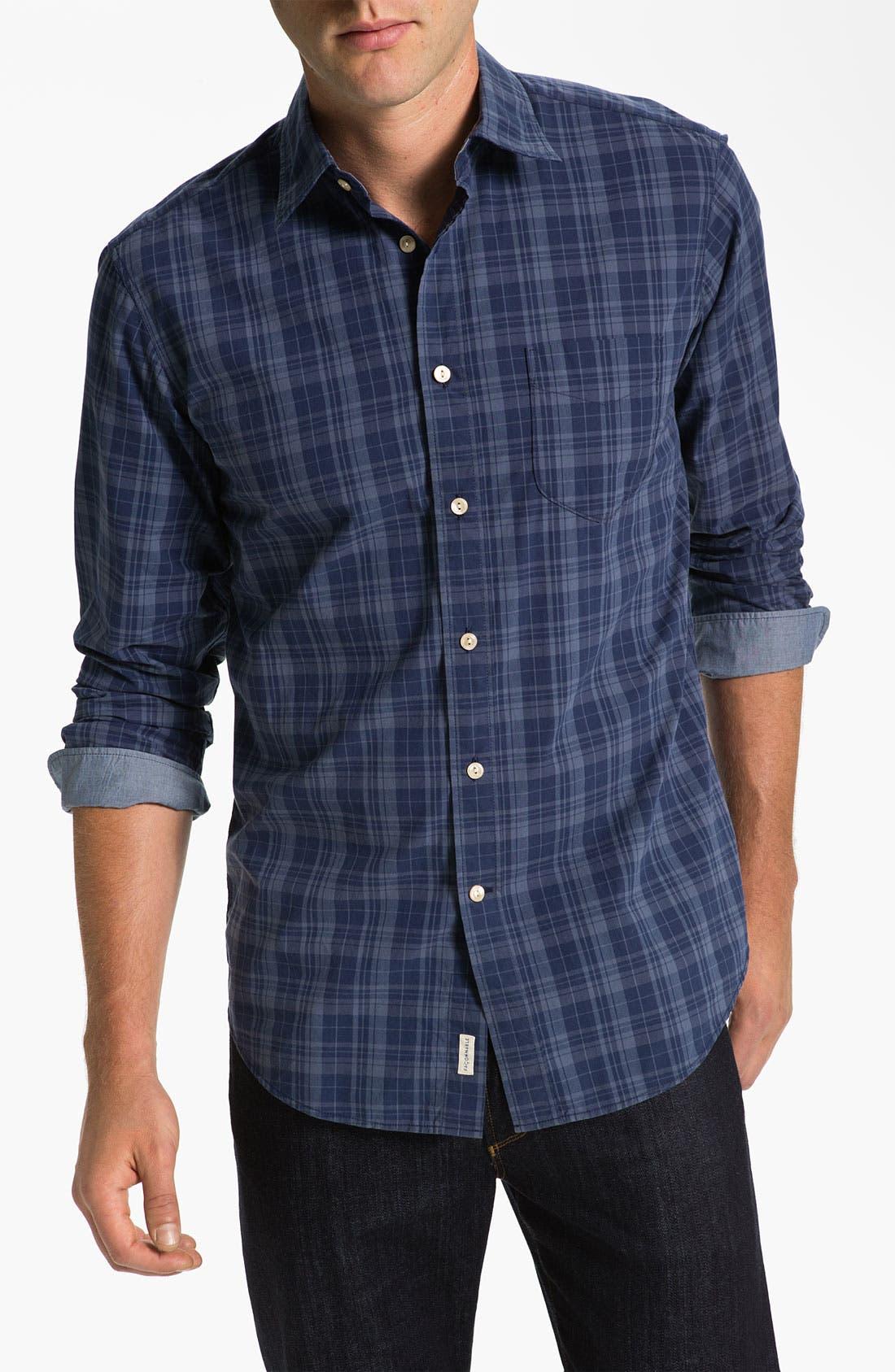Main Image - Façonnable Jeans Sport Shirt