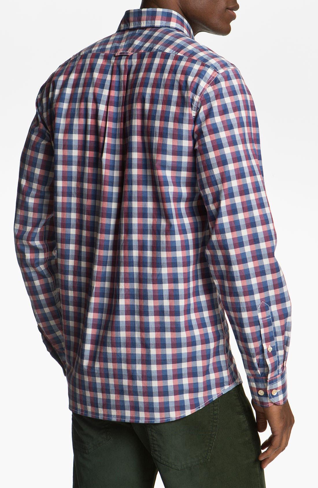 Alternate Image 2  - Façonnable Jeans Sport Shirt