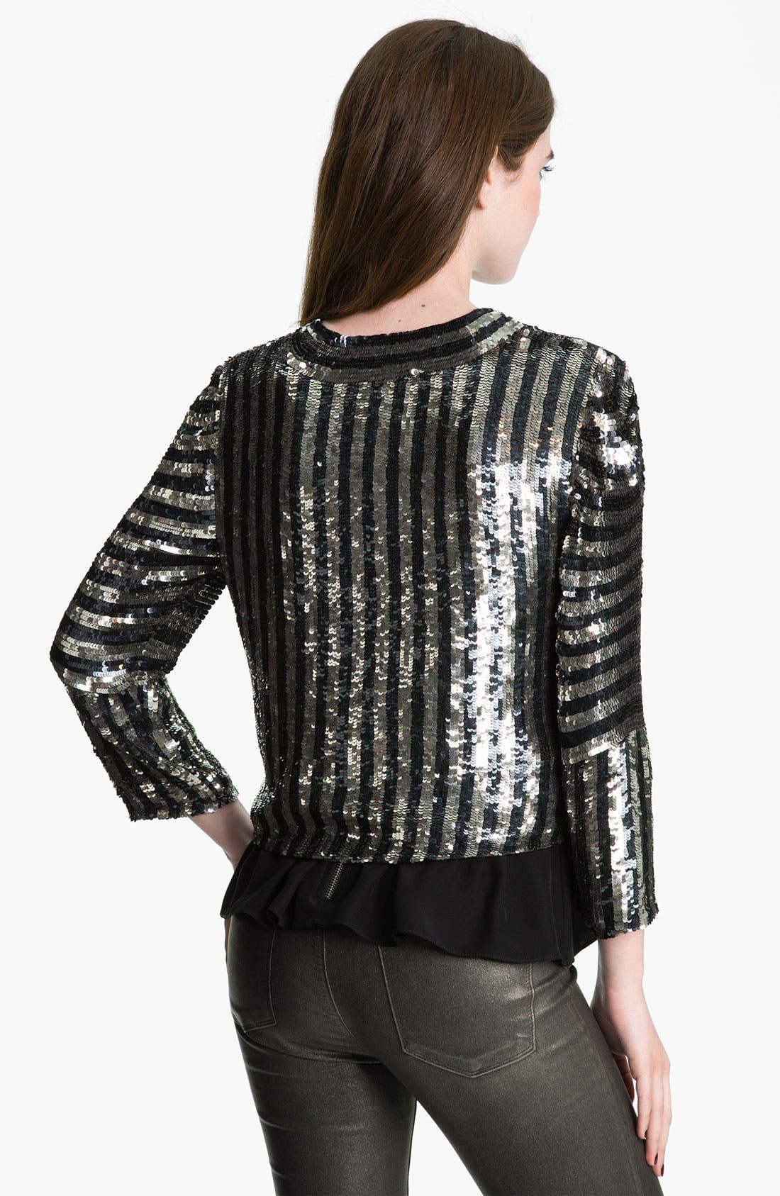 Alternate Image 2  - Parker Sequin Jacket