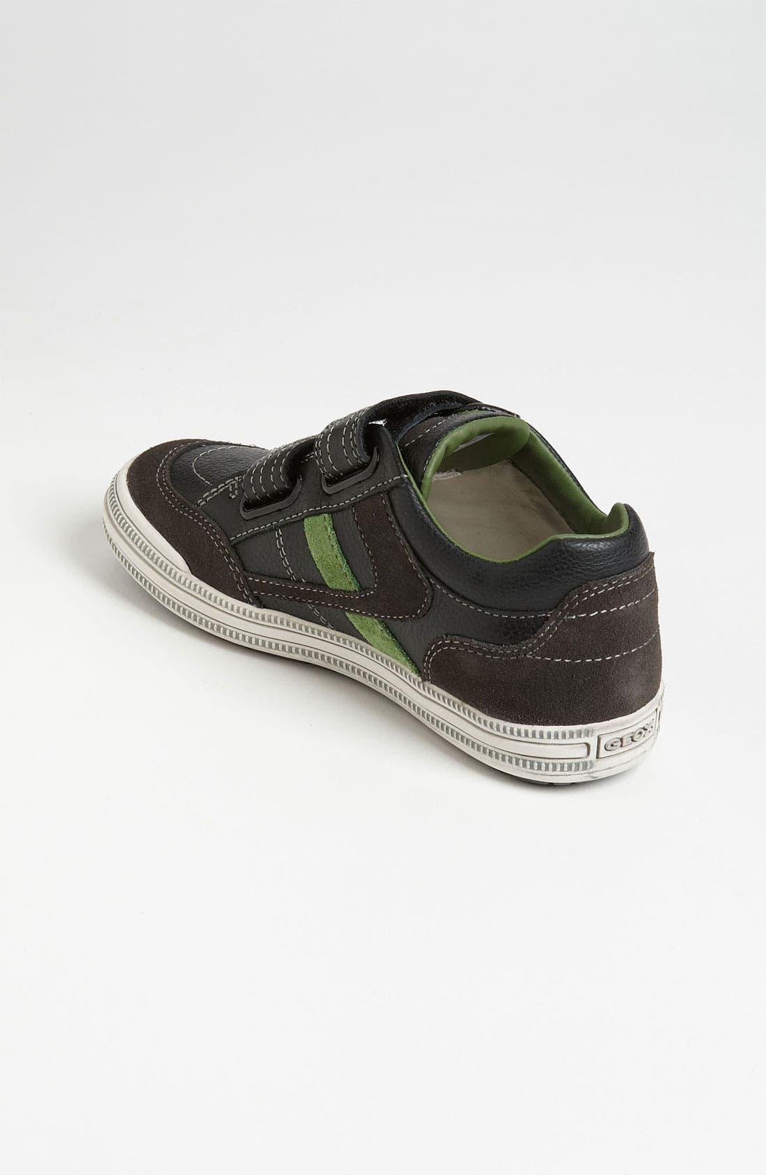 Alternate Image 2  - Geox Sneaker (Toddler, Little Kid & Big Kid)