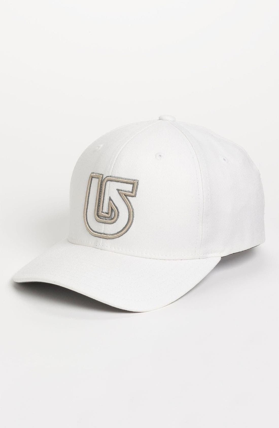 Main Image - Burton 'Striker' Flexfit Baseball Cap