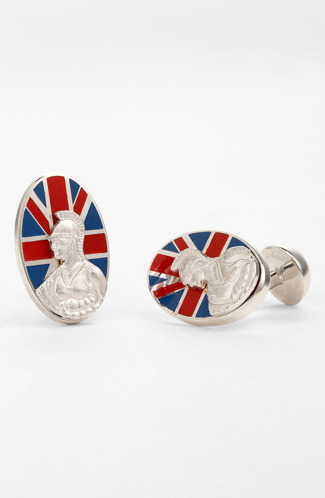Alternate Image 1 Selected - Thomas Pink 'Britannia' Cuff Links
