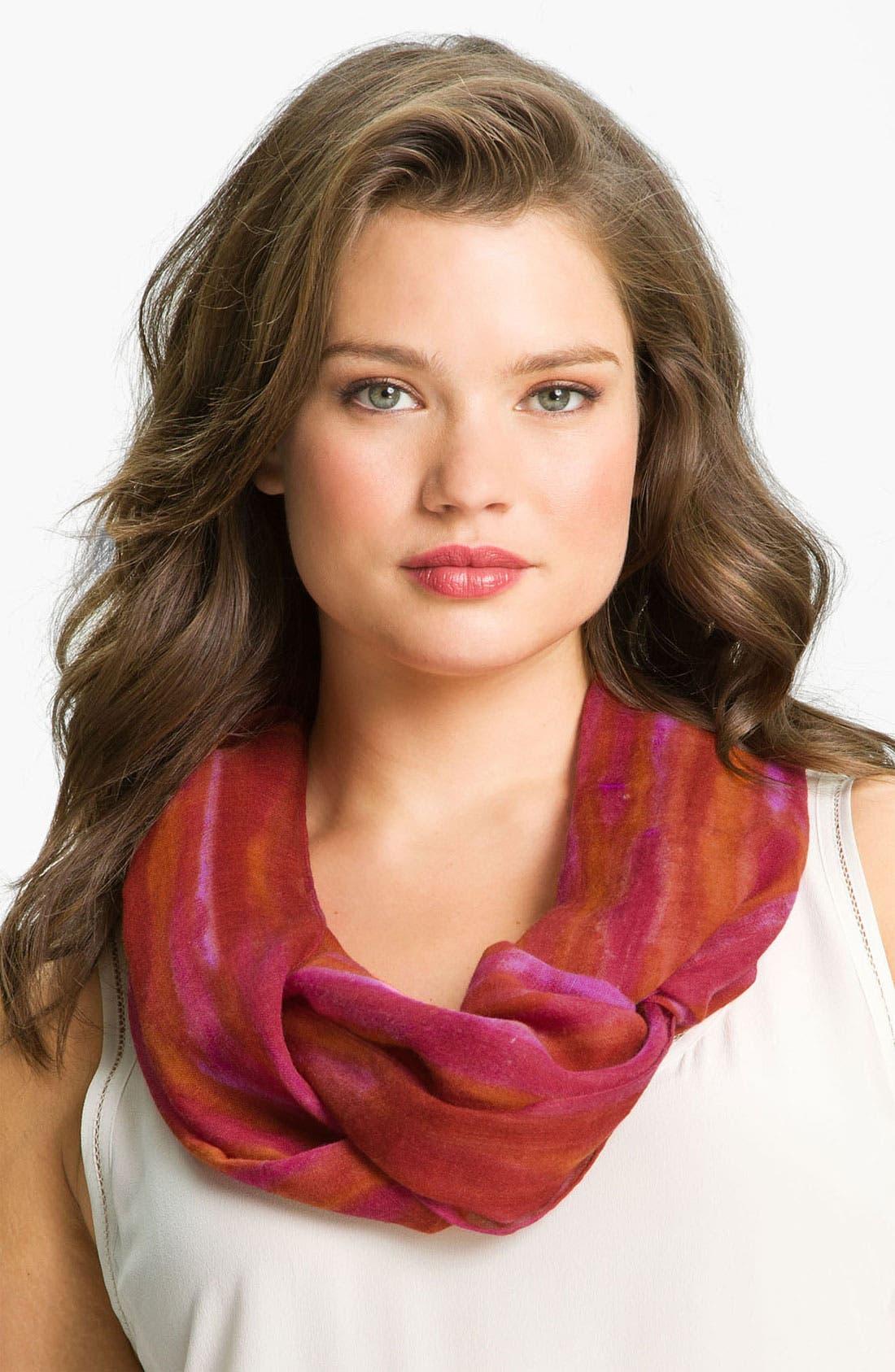 Alternate Image 2  - Eileen Fisher Silk & Wool Scarf