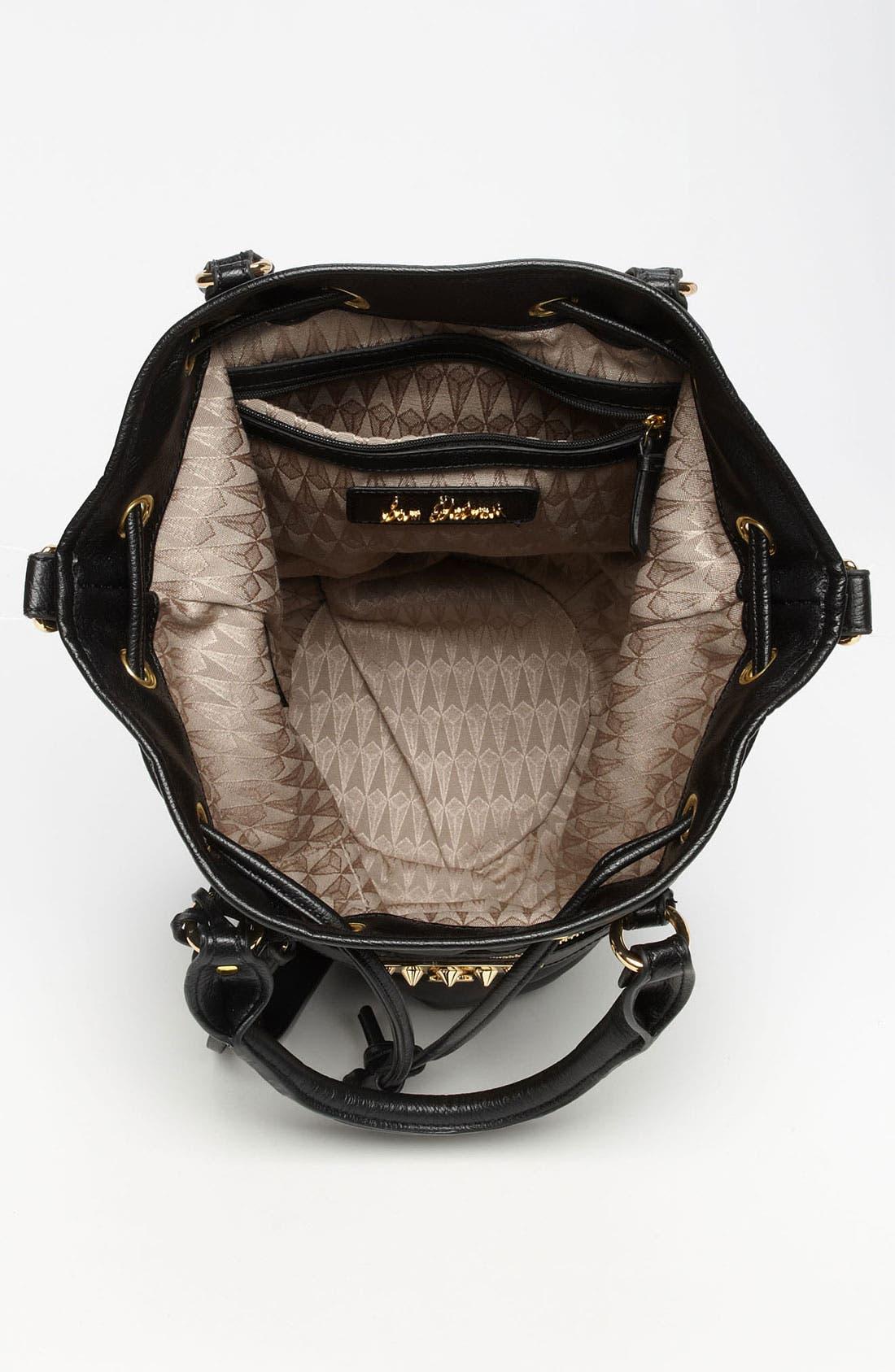 Alternate Image 3  - Sam Edelman 'Marais Alvina' Drawstring Shoulder Bag