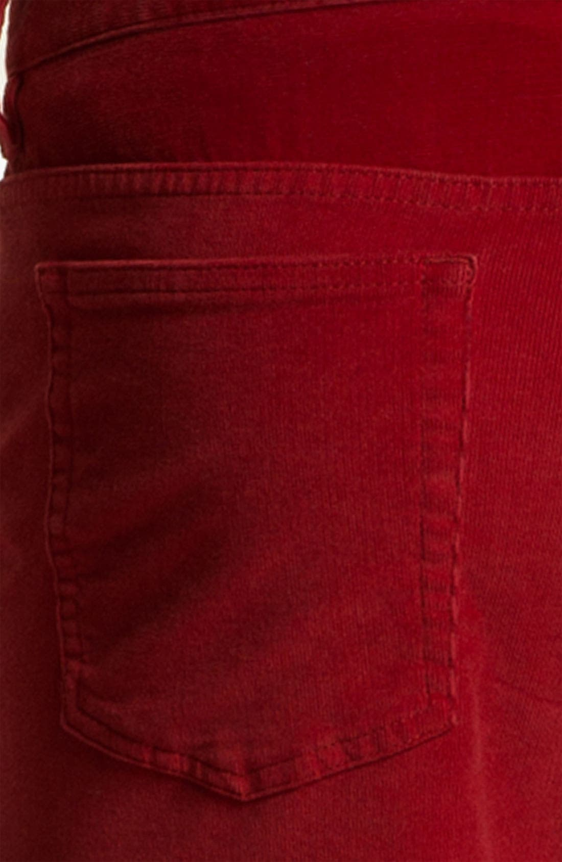 Alternate Image 3  - MARC BY MARC JACOBS Slim Straight Leg Corduroy Pants