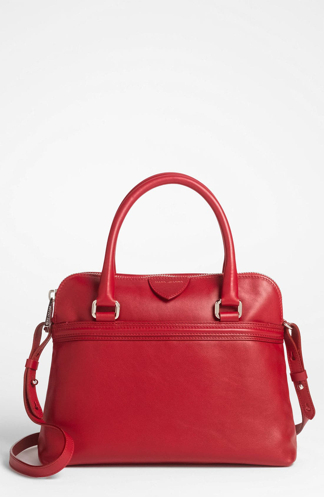 Main Image - MARC JACOBS 'Raleigh' Leather Satchel