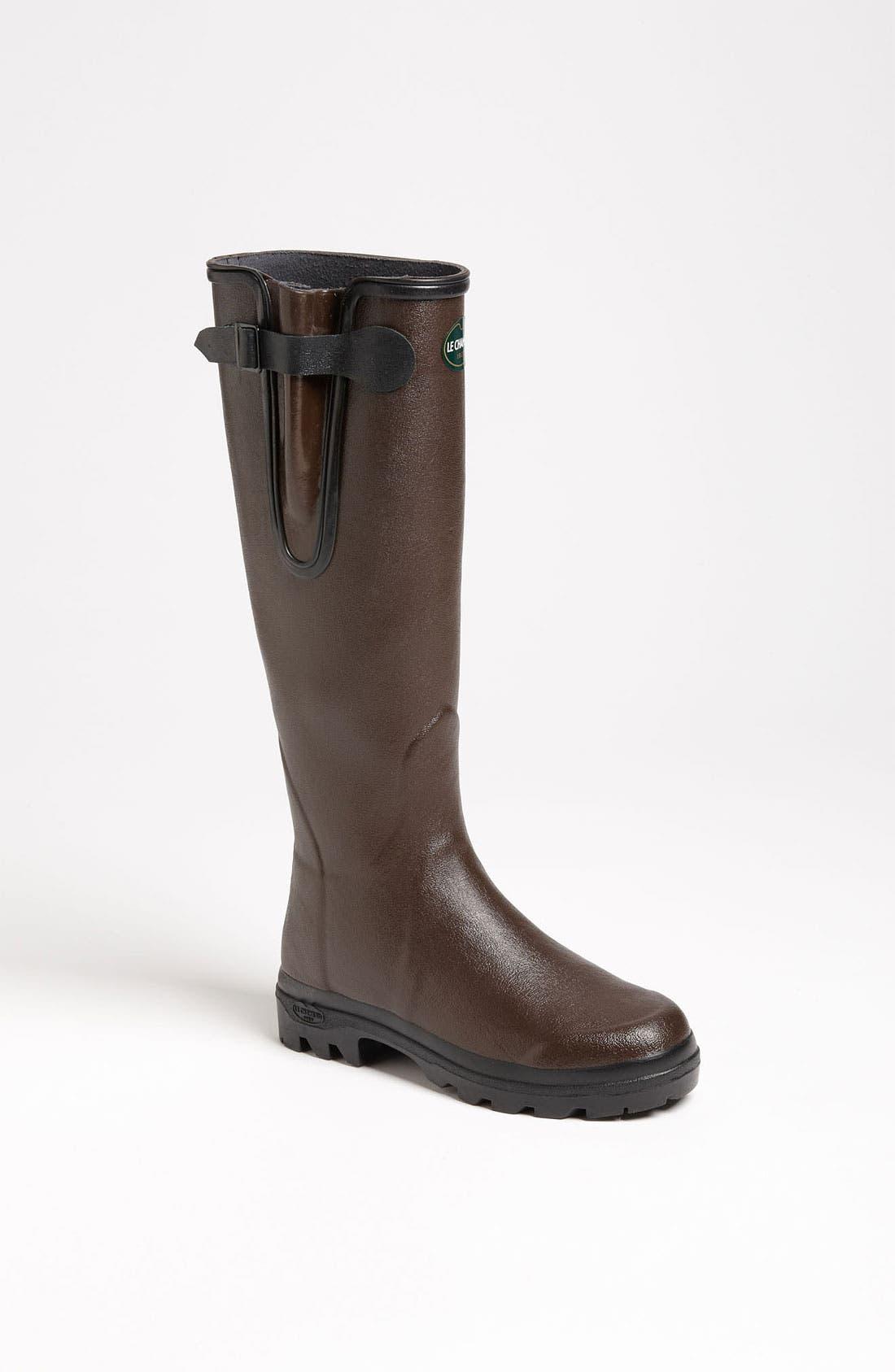 Alternate Image 1 Selected - Le Chameau 'Vierzon Lady II' Rain Boot (Women)