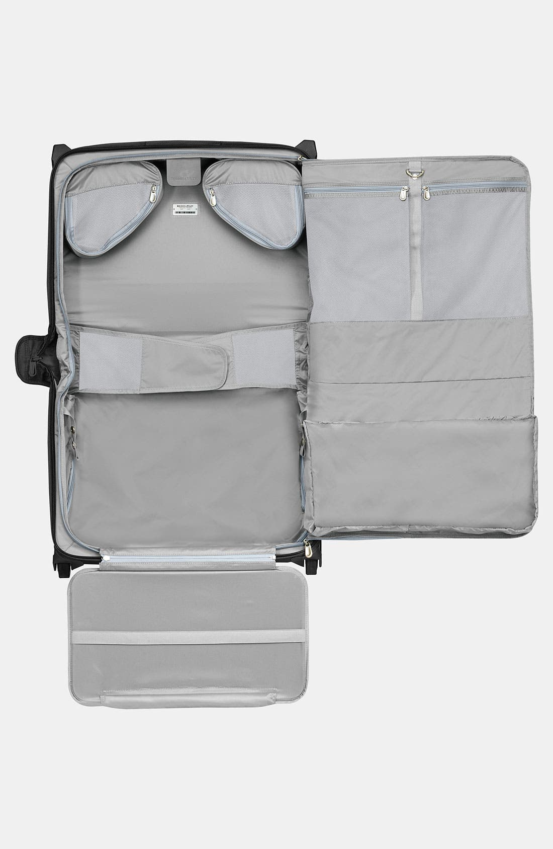 Alternate Image 3  - Briggs & Riley 'Baseline' Rolling Carry-On Garment Bag