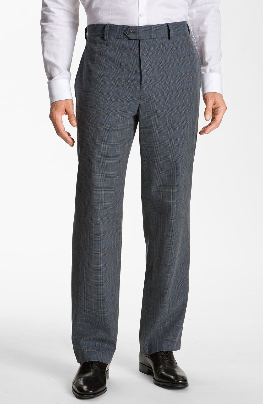 John W. Nordstrom® Smartcare™ Supima® Cotton Pants