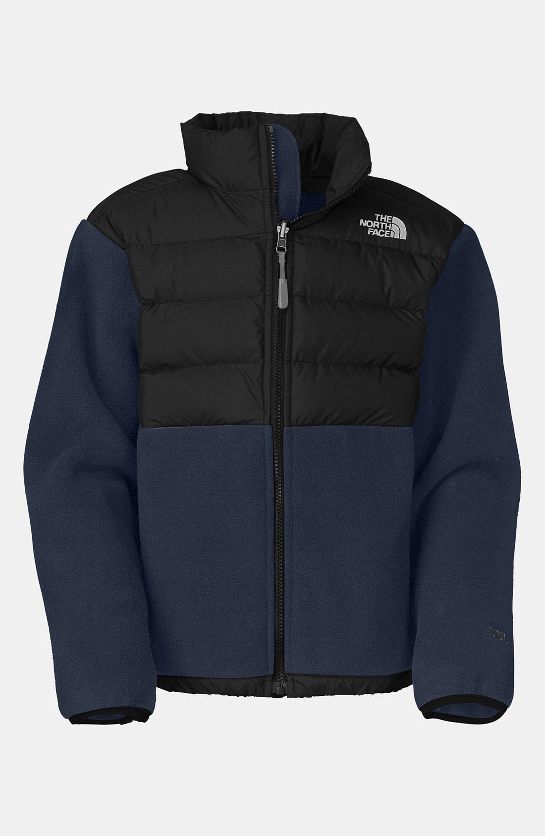 Alternate Image 1 Selected - The North Face 'Denali' Down Jacket (Big Boys)