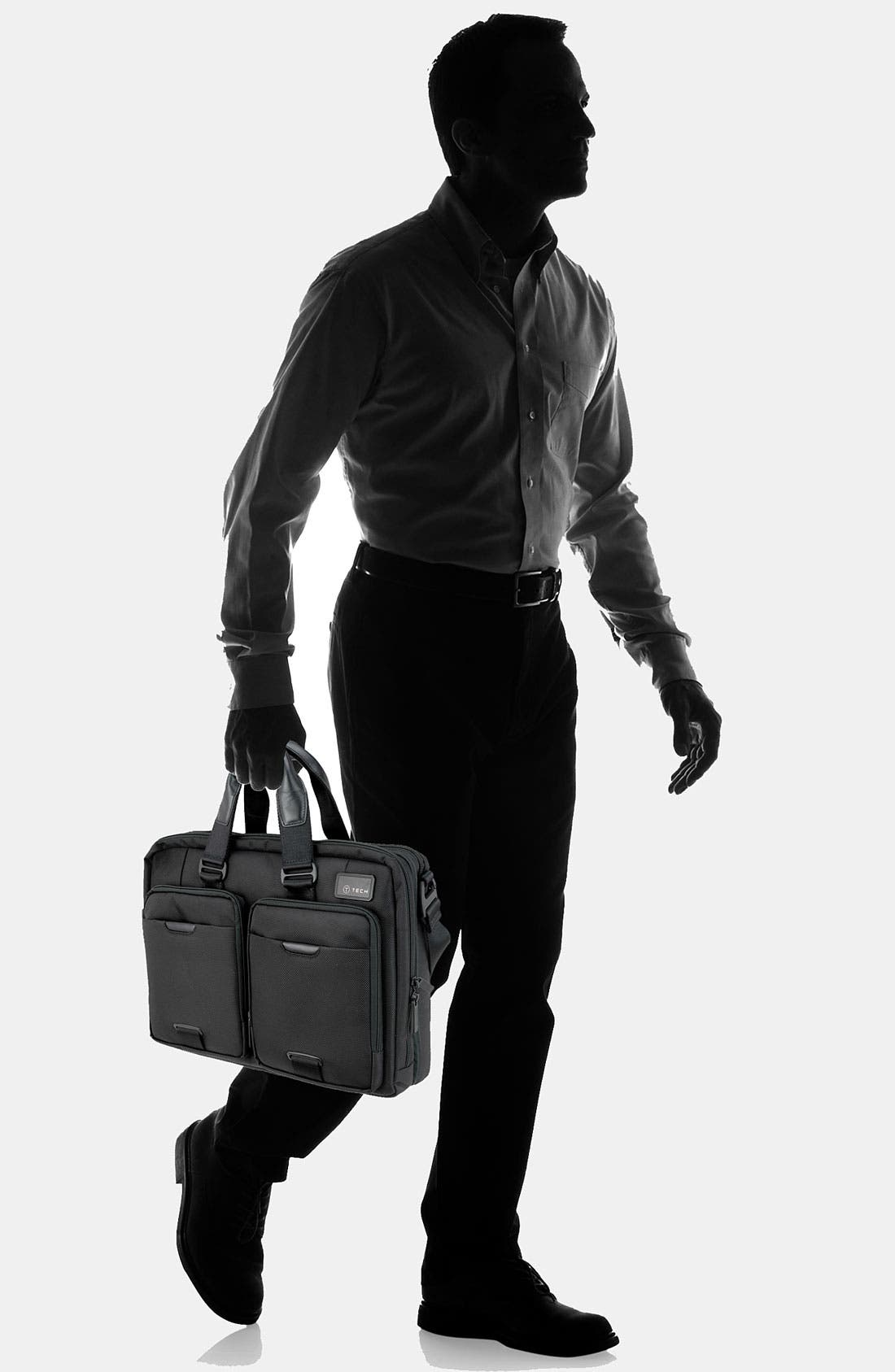 Alternate Image 6  - Tumi 'T-Tech T-Pass™ - Network' Slim Laptop Briefcase