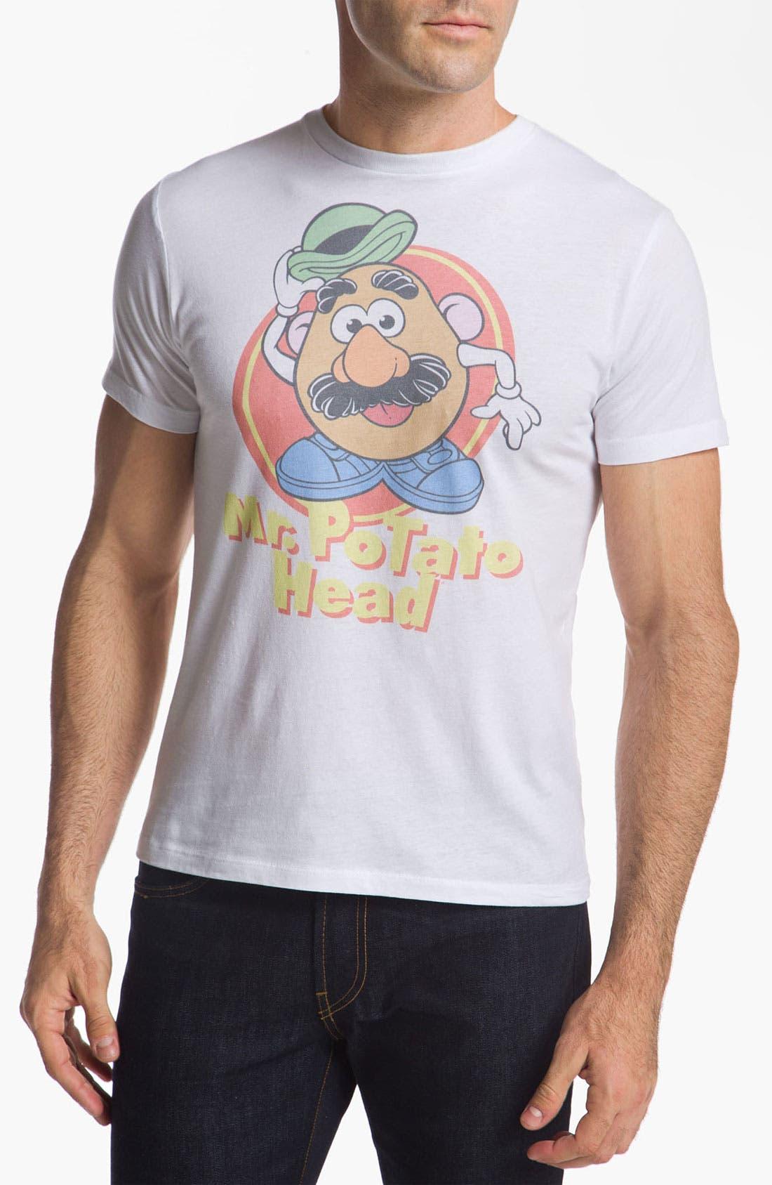 Main Image - Topless 'Mr. Potato Head' T-Shirt
